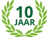 logo 10 jaar