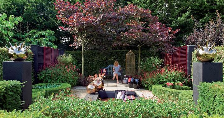 Tuintrends 2014: De golden age garden